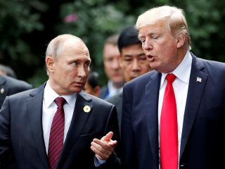 Questions abound as Trump and Putin hold meeting in Helsinki