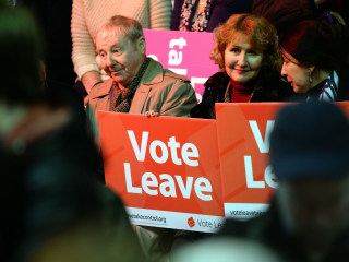Brexit chaos: Britain's Vote Leave campaign fined for illegal referendum overspend