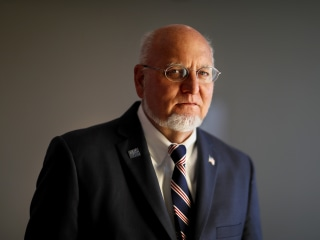 CDC chief says fentanyl almost killed his son
