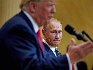 NBC News poll: American attitudes toward Russia worsen under Trump