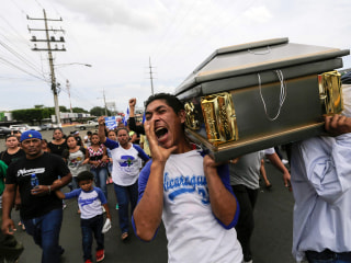 Amid growing deadly violence, Nicaraguan Americans lend support to anti-government protesters