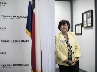 Lupe Valdez, Texas Democrat running for governor, undaunted by odds