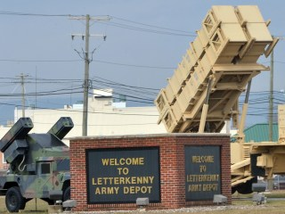 Letterkenny Army Depot explosion leaves workers injured