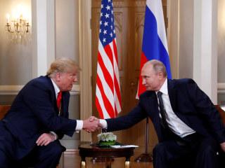 Cummings demands details on 2017 Trump-Putin meeting