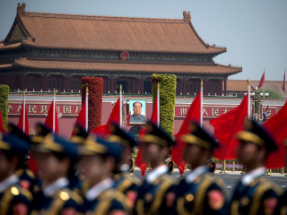 China is waging a 'cold war' against the U.S., says CIA Asia expert