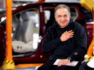 Sergio Marchionne unexpectedly out as Fiat Chrysler CEO