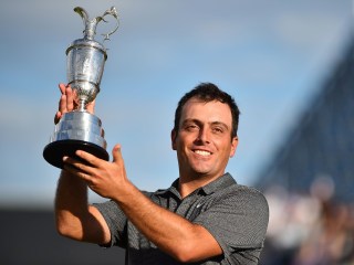 Francesco Molinari becomes 1st Italian man to win major golf championship
