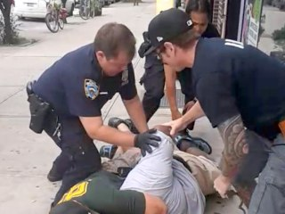 NYPD officers in Eric Garner case face disciplinary action