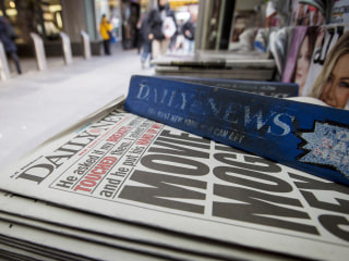 New York Daily News cuts half of its staff