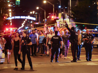 Toronto Greektown shooting: 2 dead, as 15 people 'struck by gunfire'