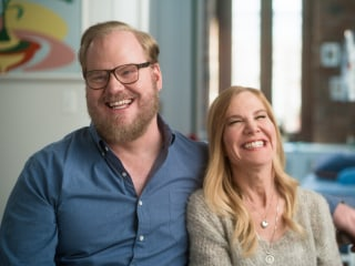 How comedians Jeannie and Jim Gaffigan used humor to cope with a brain tumor
