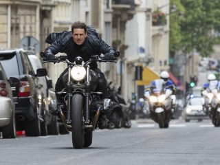 'Mission: Impossible — Fallout' cruises to No. 1 at the box office