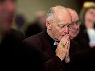 Cardinal Theodore McCarrick resigns from College of Cardinals amid sexual abuse scandal
