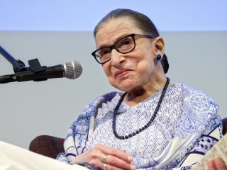 'On the Basis of Sex': Ruth Bader Ginsburg has seen her biopic three times, director says