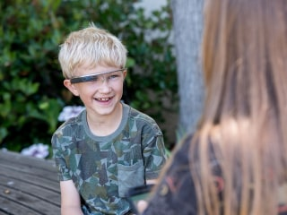 Google Glass offers hope to kids with autism