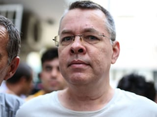 Turkey demands removal of sanctions over pastor Andrew Brunson