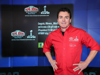 Papa John's founder says he wants to remain the face of the company