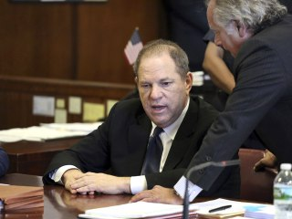 Harvey Weinstein seeks dismissal of New York rape indictment, citing new email evidence
