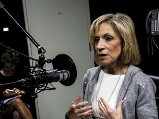 Andrea Mitchell: Fidel Castro wasn't as threatening as Don Regan