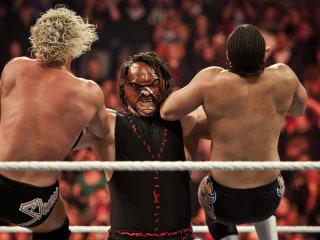 WWE star Kane, aka Glenn Jacobs, elected mayor of Tennessee's Knox County