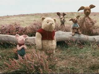 Box office win is 'Mission: Impossible' for Winnie-the-Pooh and 'Christopher Robin'