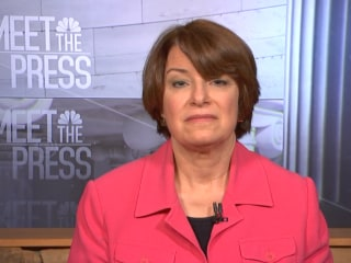 Top Democrat Klobuchar says she remains 'very concerned' about a midterm election hack