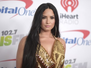 Singer Demi Lovato says she will keep fighting addiction