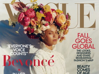 Beyoncé's September Vogue cover exemplifies how the star is redefining privacy in the modern era