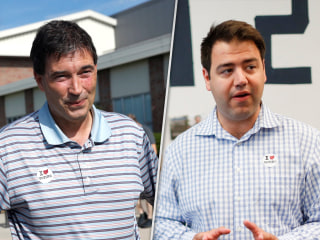 Closely watched Ohio special election too close to call, NBC News projects