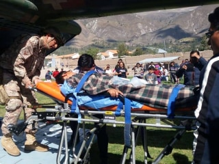 Funeral meal leaves at least 9 dead, dozens sick in Peru