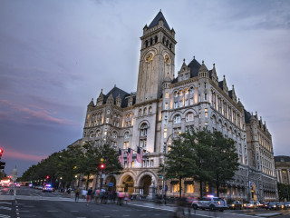 Trump's D.C. hotel, a clubhouse for his fans, may also be a 5-star conflict of interest