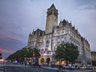 2 attorneys general to subpoena Trump Org, Treasury in lawsuit alleging presidential profiting