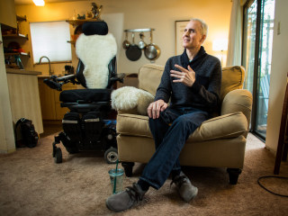 'No one is ever really ready': Aid-in-dying patient chooses his last day