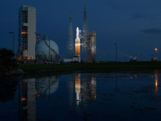 Last-minute technical problem delays launch of NASA's Parker Solar Probe