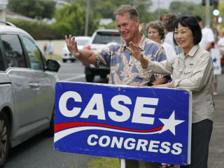 Former Blue Dog congressman wins Hawaii Democratic primary for U.S. House