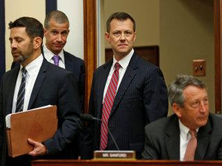 FBI fires agent Peter Strzok, who sent anti-Trump texts