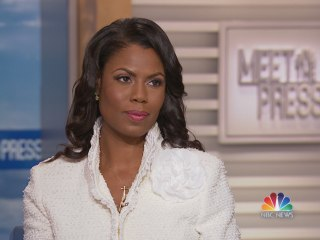 Omarosa claims she heard Trump N-word tape after book's publication