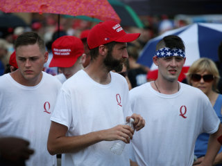 The psychology of Qanon: Why do seemingly sane people believe bizarre conspiracy theories?
