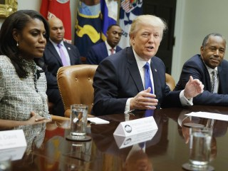Trump calls Omarosa a 'dog'; another tape aired