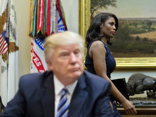 Trump campaign takes arbitration action against Omarosa