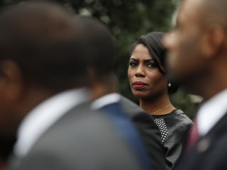 Omarosa's secret tapes highlight the Trump White House's major national security problem