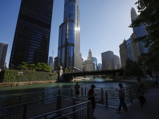 Illinois attorney general sues Trump Tower Chicago over water discharge into river
