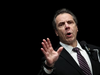 N.Y. Gov. Andrew Cuomo: America 'was never that great'