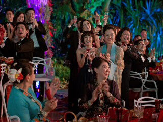 Laughter, tears as emotional audiences pack theaters to support 'Crazy Rich Asians'