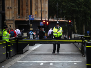 Man held in London car-ram incident is a U.K. national originally from Sudan, police say