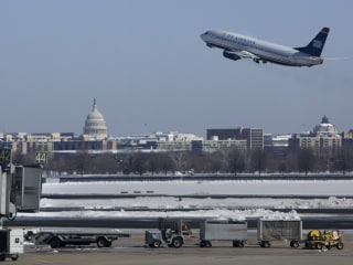 Power restored at Reagan National Airport