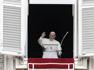 Vatican tells Catholic priest abuse victims: 'The pope is on their side'