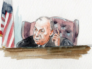 Judge in Paul Manafort trial says he has gotten threats