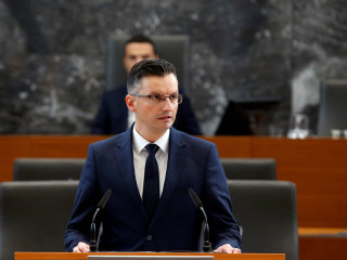 Slovenian comedian gets new role: prime minister