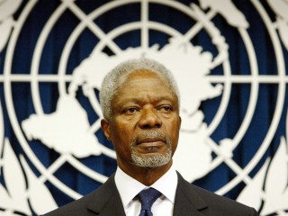 Kofi Annan, former United Nations secretary general and Nobel Peace Prize winner, dies at 80